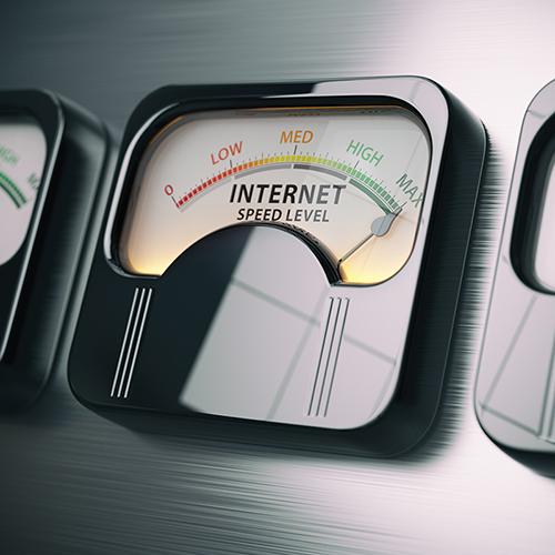 Preverite hitrost interneta 2
